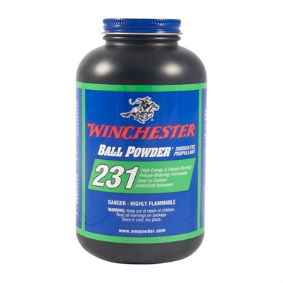 231 Smokeless Powder Winchester.