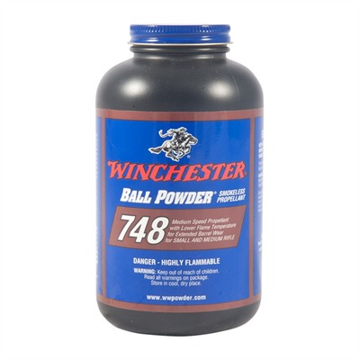 748 Smokeless Powder Winchester.