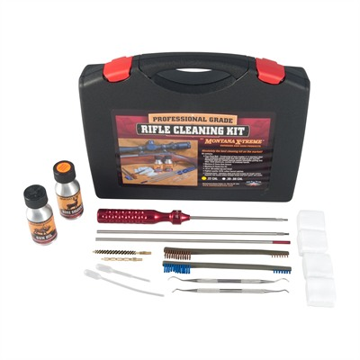 Montana X-Treme Professional Grade Cleaning Kits Western Powders, Inc..