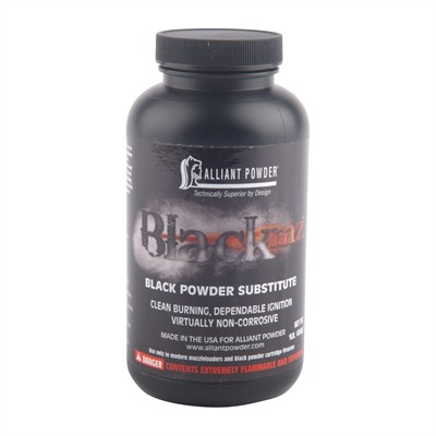 Black Mz™ Alliant Powder.