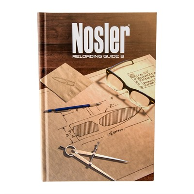 Reloading Manual-8th Edition Nosler, Inc..