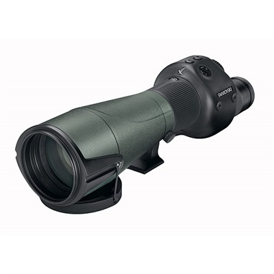 Str 80 Hd W/moa Spotting Scope Swarovski.