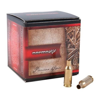 6.5mm Grendel Brass Case Norma.