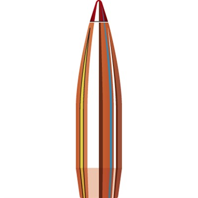"30 Caliber (.308"") 178 Grain Eld Match Bullets Hornady."
