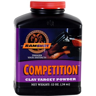 Ramshot Competition Powders Ramshot Powder.