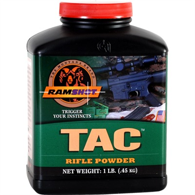 Ramshot Tac Powders Ramshot Powder.