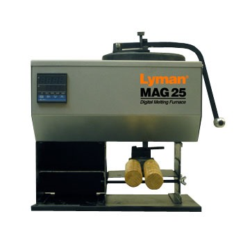 Mag 25 Digital Furnace Lyman.