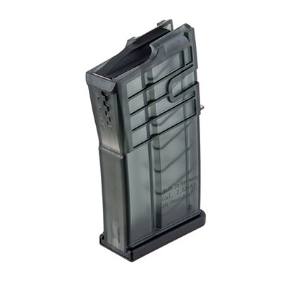 Heckler & Koch Mr762 20rd Magazine 308 Winchester Heckler & Koch.