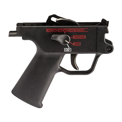 Mp5 Trigger Group, 2rb, Replaces 21408 by Heckler & Koch