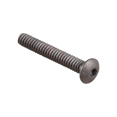 Remington 504 Grip Cap Screw Silver Stainless Steel Remington.