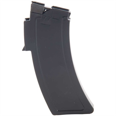 Remington 10-C Magazine 22lr 10rd Polymer Black Remington.
