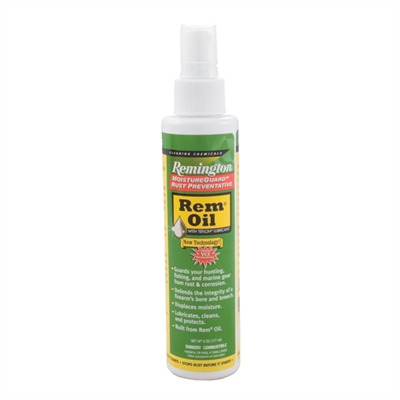 Rem® Oil With Moistureguard™ Remington.