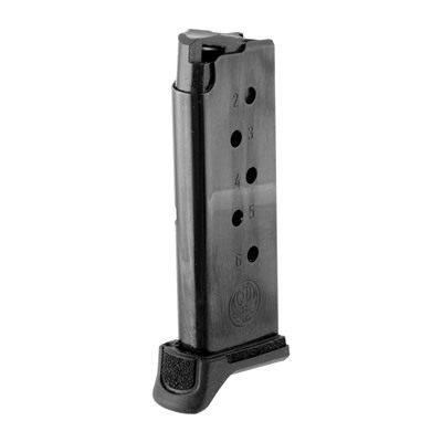 A 6-round .380 auto magazine designed for use with the new LCP® II pistol. Forward and backward compatible with LCP magazine. Made ...
