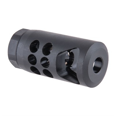 Precision Rifle™ Hybrid Muzzle Brake 30 Caliber Ruger.