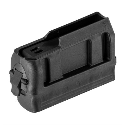 This magazine for the Ruger American Rifle® in .450 Bushmaster is a direct factory replacement for the original magazine that came with ...