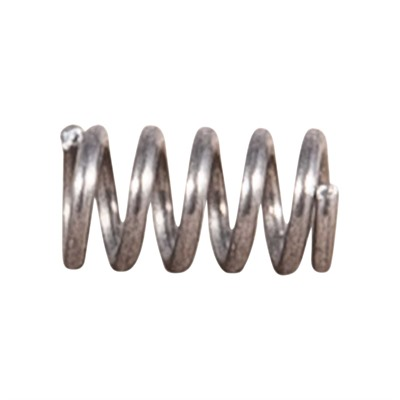Safety Detent Spring, Blue Ruger.