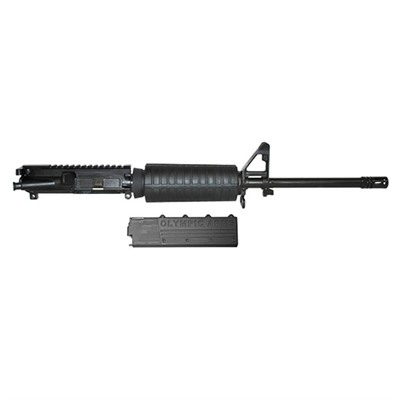 "Ar-15 16"" 9mm Upper Receiver Olympic Arms."