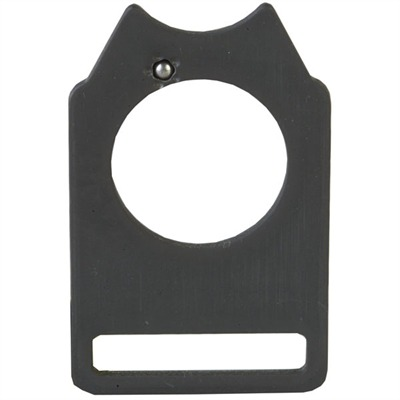 Ridged, heavy-duty sling mount helps keep the shooter's hand behind the muzzle on short barreled guns equipped with extended magazines. Includes detent locking ...