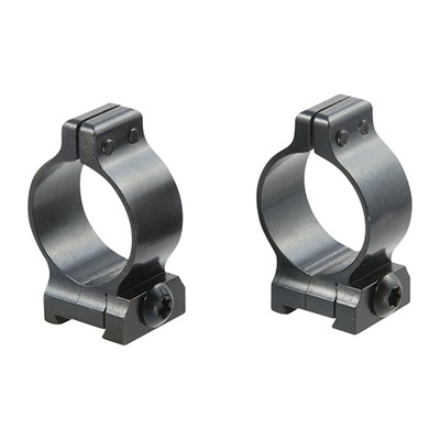 Quick Detach Scope Rings Talley
