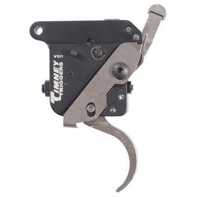 Click here to buy Remington 700 Trigger w/Safety Curved Shoe by Timney.