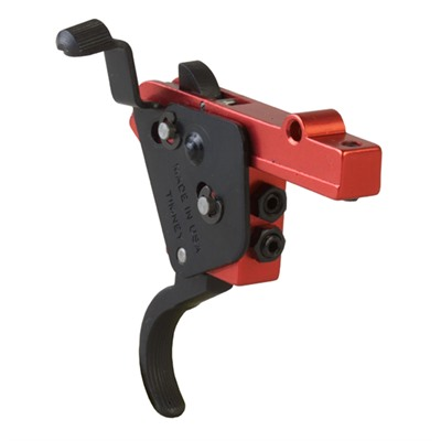 Featherweight Deluxe Triggers W/safety Timney.