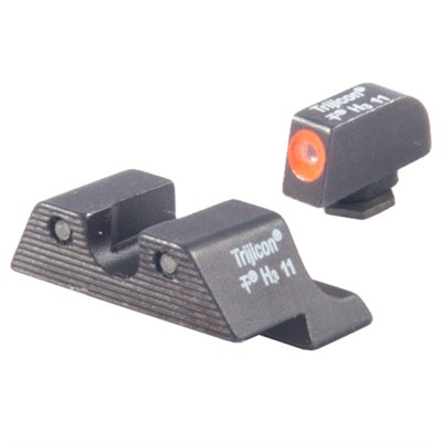 Hd™ Tritium Night Sight Sets For Glock® Trijicon.