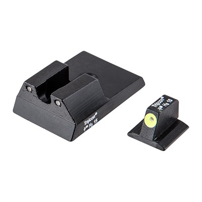 Ruger® Sr9®/sr40®/sr40c®/sr45™ Night Sight Sets Trijicon.