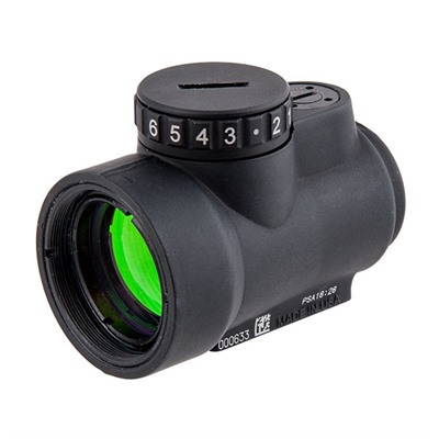 Mro™ (miniature Rifle Optic) Trijicon.