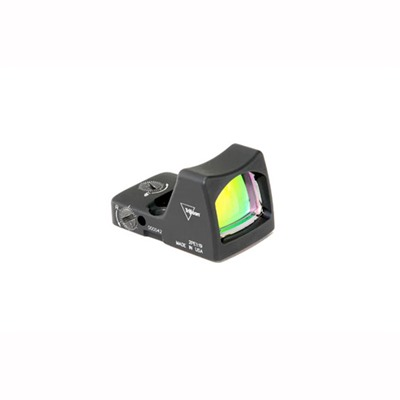Rmr Type 2 Rm02 6.5 Moa Led Reflex Sight Trijicon.