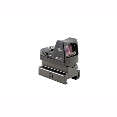 Rmr Type 2 Rm02 6.5 Moa Led Reflex Sight With Rm34 Mount Trijicon.