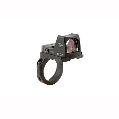 Rmr Type 2 Rm02 6.5 Moa Led Reflex Sight With Rm38 Mount Trijicon.