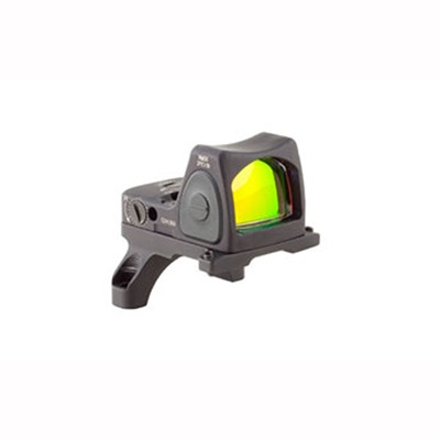 Rmr Type 2 Rm06 3.25 Moa Adjustable Led Reflex Sight With Rm35 Trijicon.