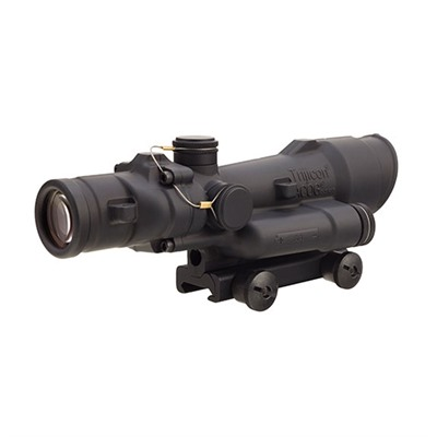 Acog 3.5x35mm Led Illuminated .223 Chevron Reticle Trijicon.