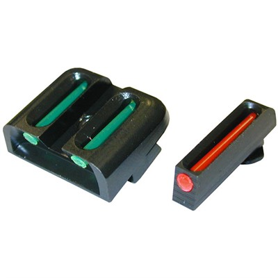 Fiber Optic Brite-Site Sight Sets For Glock® Truglo.