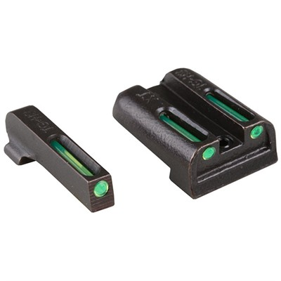 Xd/xdm Tritium Fiber Optic (tfo) Sight Sets Truglo