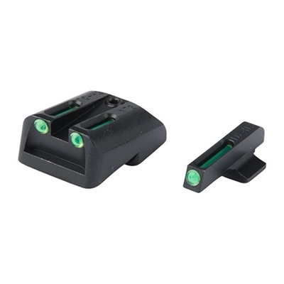 1911 Tritium Fiber Optic (tfo) Sight Sets Truglo.