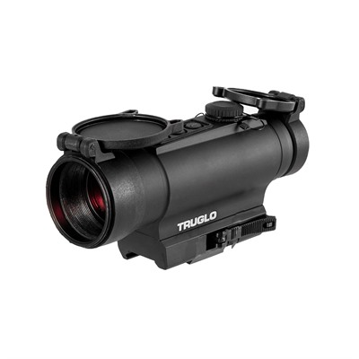 Tru-Tec 30mm Red Dot Sight W/integrated Laser Truglo.