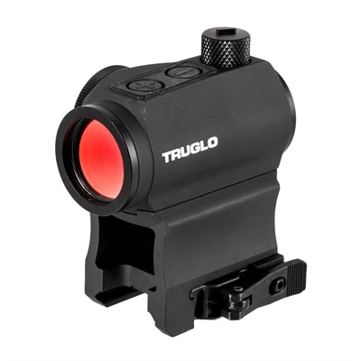 Tru-Tec 20mm Quick Detach Red Dot Sight Truglo.