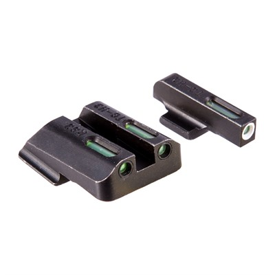 Ruger Tfx Tritium Sight Sets Truglo.