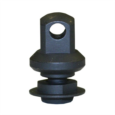 Parkerized finish provides correct appearance; QD swivel studs have cross drilled mounting holes for vertical or side carry. Front swivel stud attaches to ...