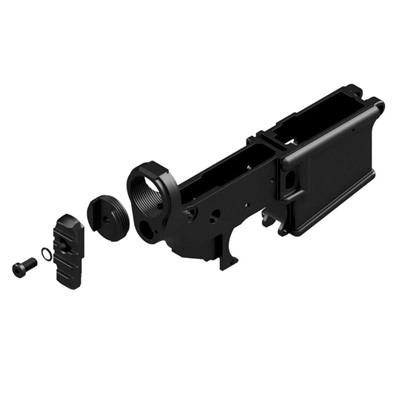AR/MCX Compact Picatinny Stock Adapter without Flange