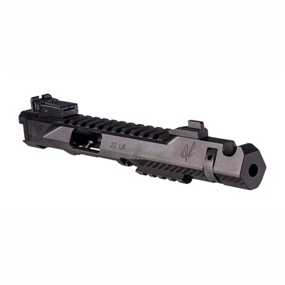 "Ruger® Mkiv™ Llv Competition Upper 4.5"" With Sights Volquartsen."