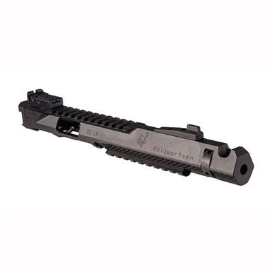Ruger® Mkiv™ Llv Competition Upper 6 With Sights Volquartsen.
