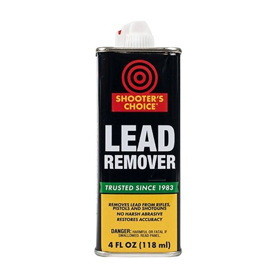 Lead Remover Shooters Choice.