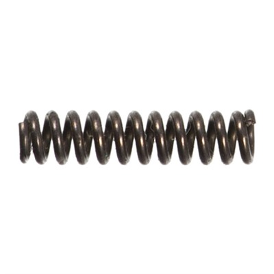 Sight Elevation Plunger Spring, Rear Smith & Wesson.
