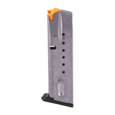 Magazine, 15-Round, Hi-Cap Smith & Wesson.