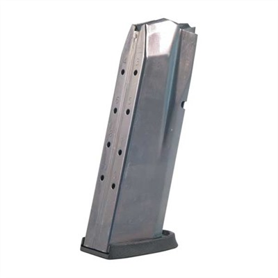 Brand-new replacement magazines from your pistol's manufacturer ensure your spare mags work just as well in your M&P as the ones that ...