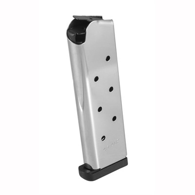 The SW1911 8RD .45ACP Magazine allows Smith & Wesson 1911 owners to keep their guns shooting on the range, providing them with ...