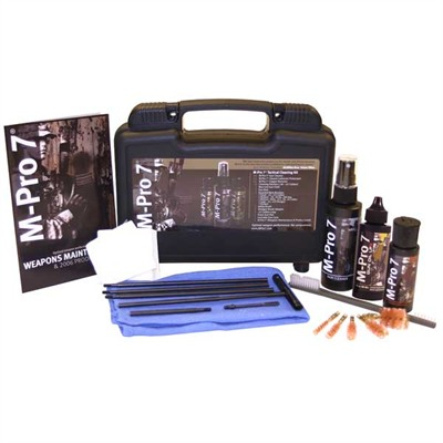 Tactical Gun Cleaning Kit M-Pro 7.
