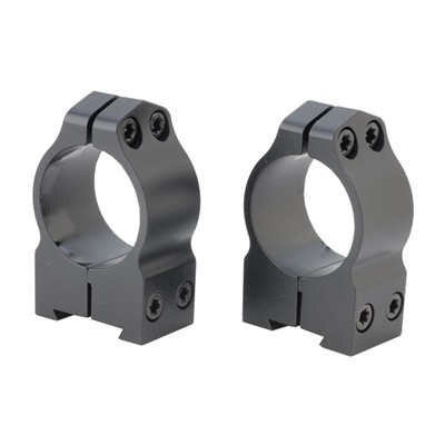 European Dovetail Maxima Rings Warne Mfg. Company.